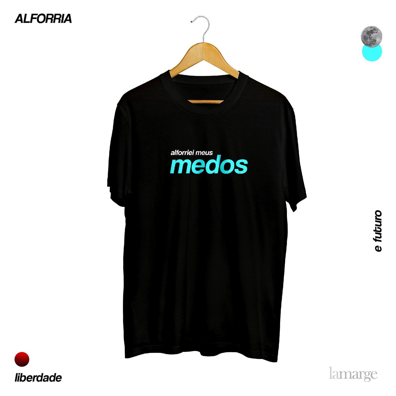 la marge - Camisa - medos (Pré-venda)