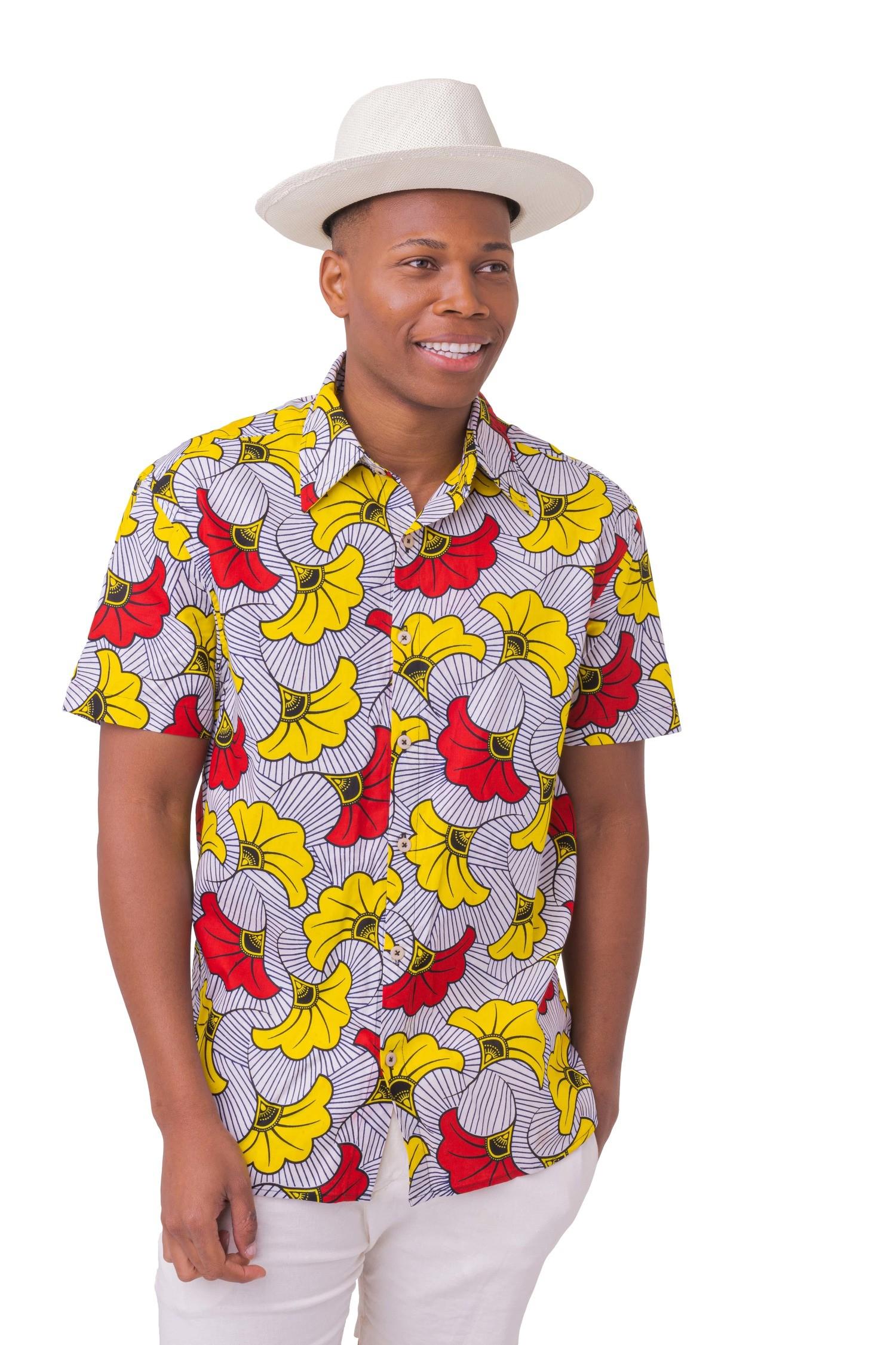 Camisa TecAfric
