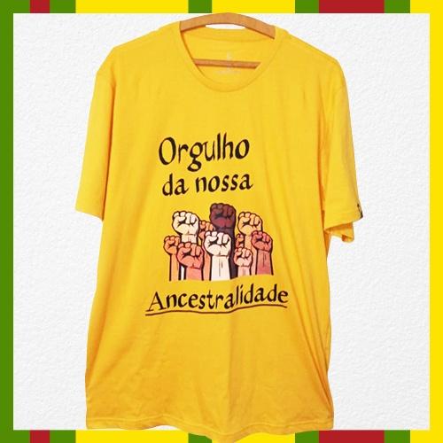 Camiseta – Ancestralidade