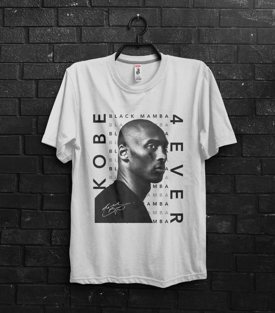 Camiseta Black Mamba
