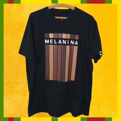 Camiseta – Melanina