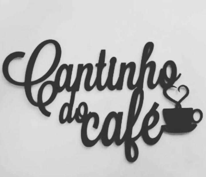 Cantinho do café 30cm