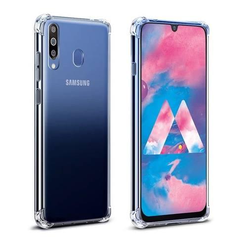 Capa Samsung A20 e A30 Anti inpacto anti shock transparente bordas reforçadas