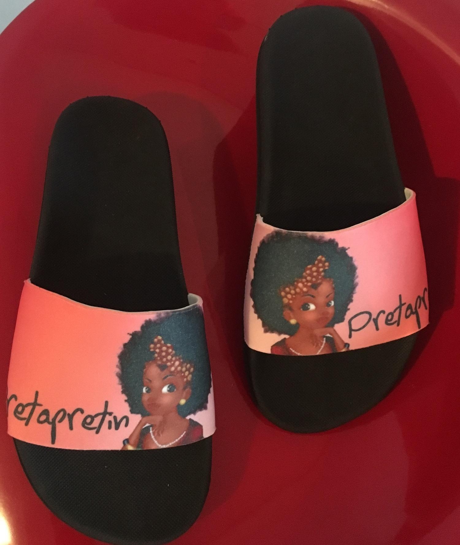Chinelo Slide Afro
