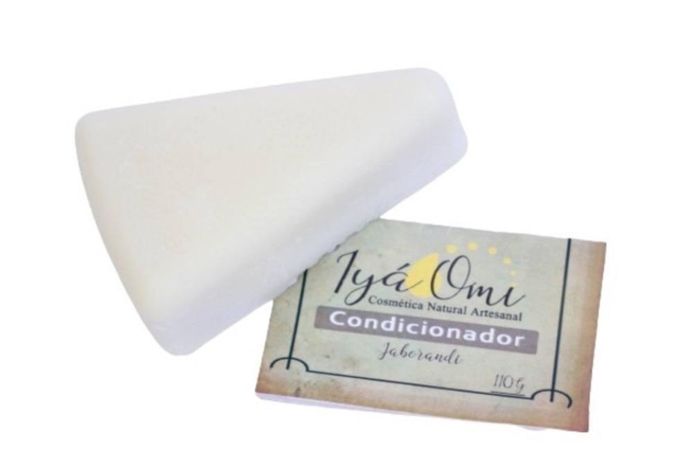 Condicionador Sólido de JABORANDI - IYÁ OMI - 90g