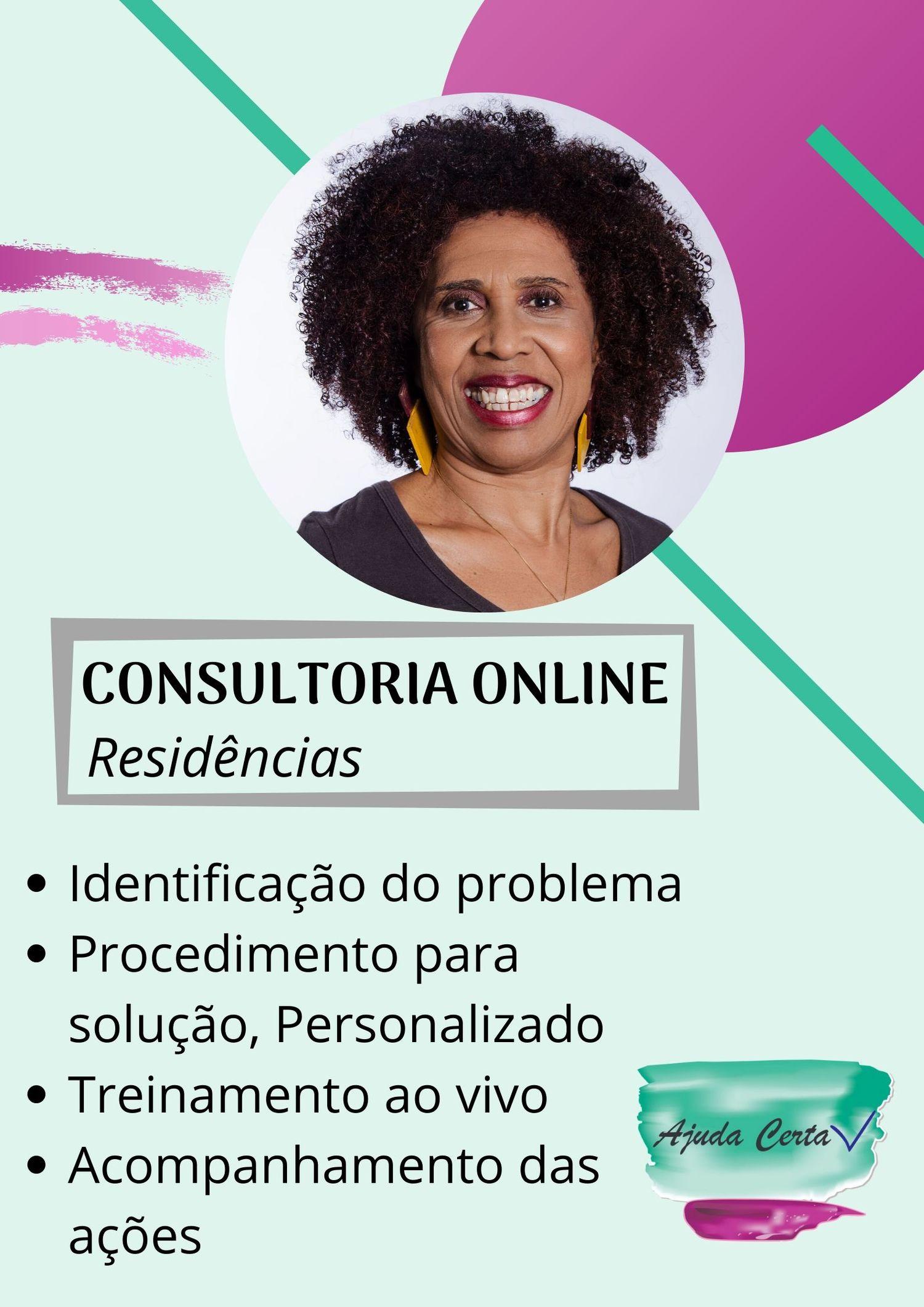 CONSULTORIA On Line - Organização de Residência com Personal Organizer