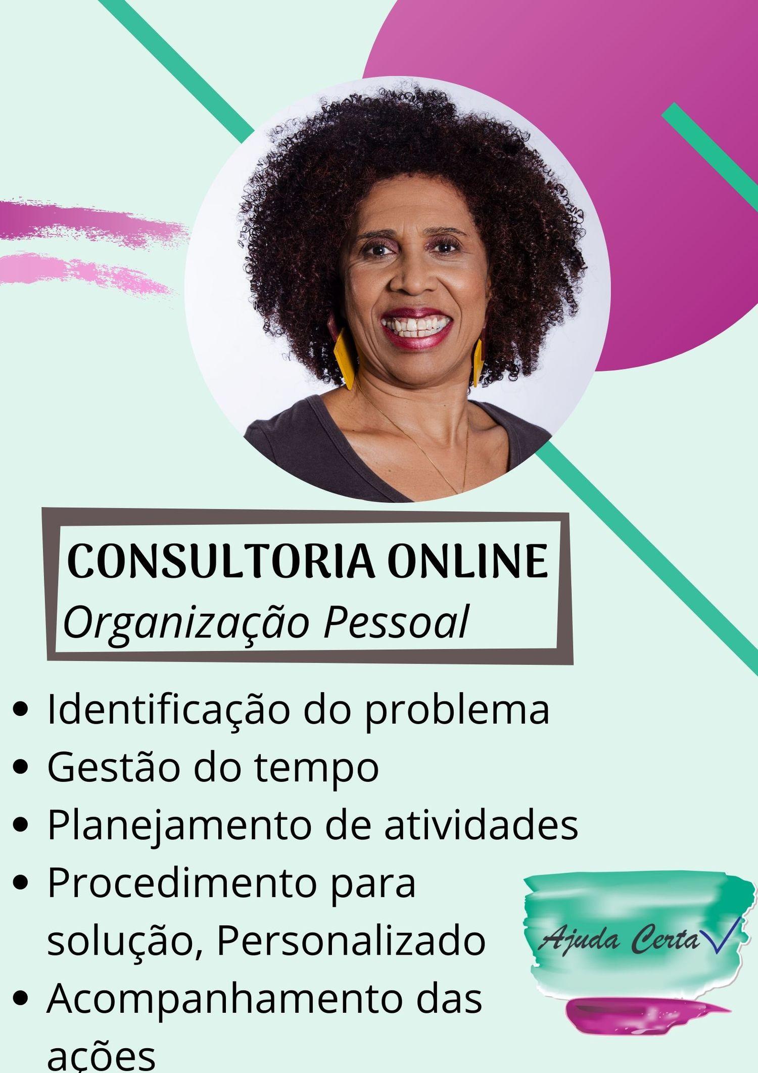 CONSULTORIA On Line - Organização Pessoal