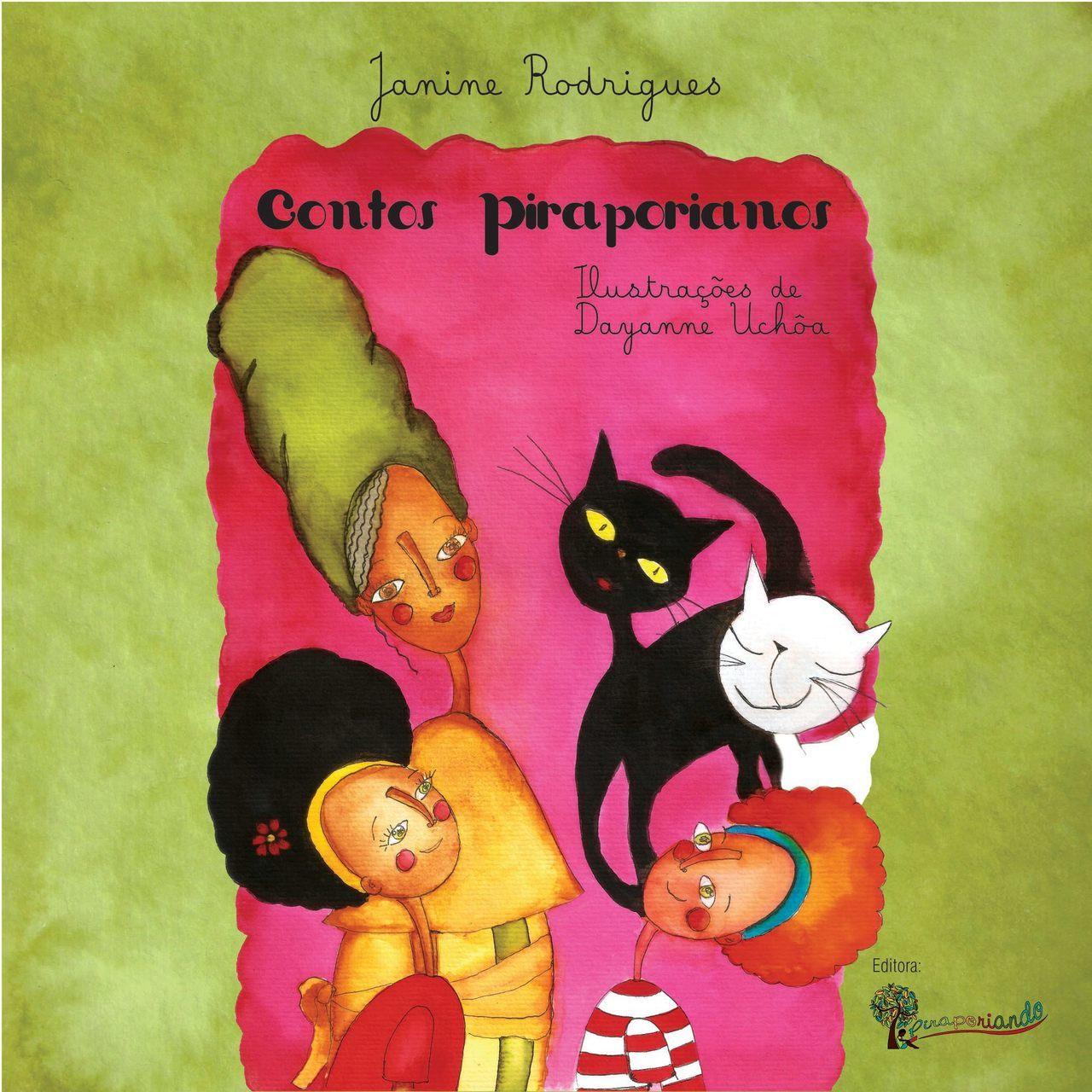 Contos Piraporianos - Obra Literária + Encarte de Atividades