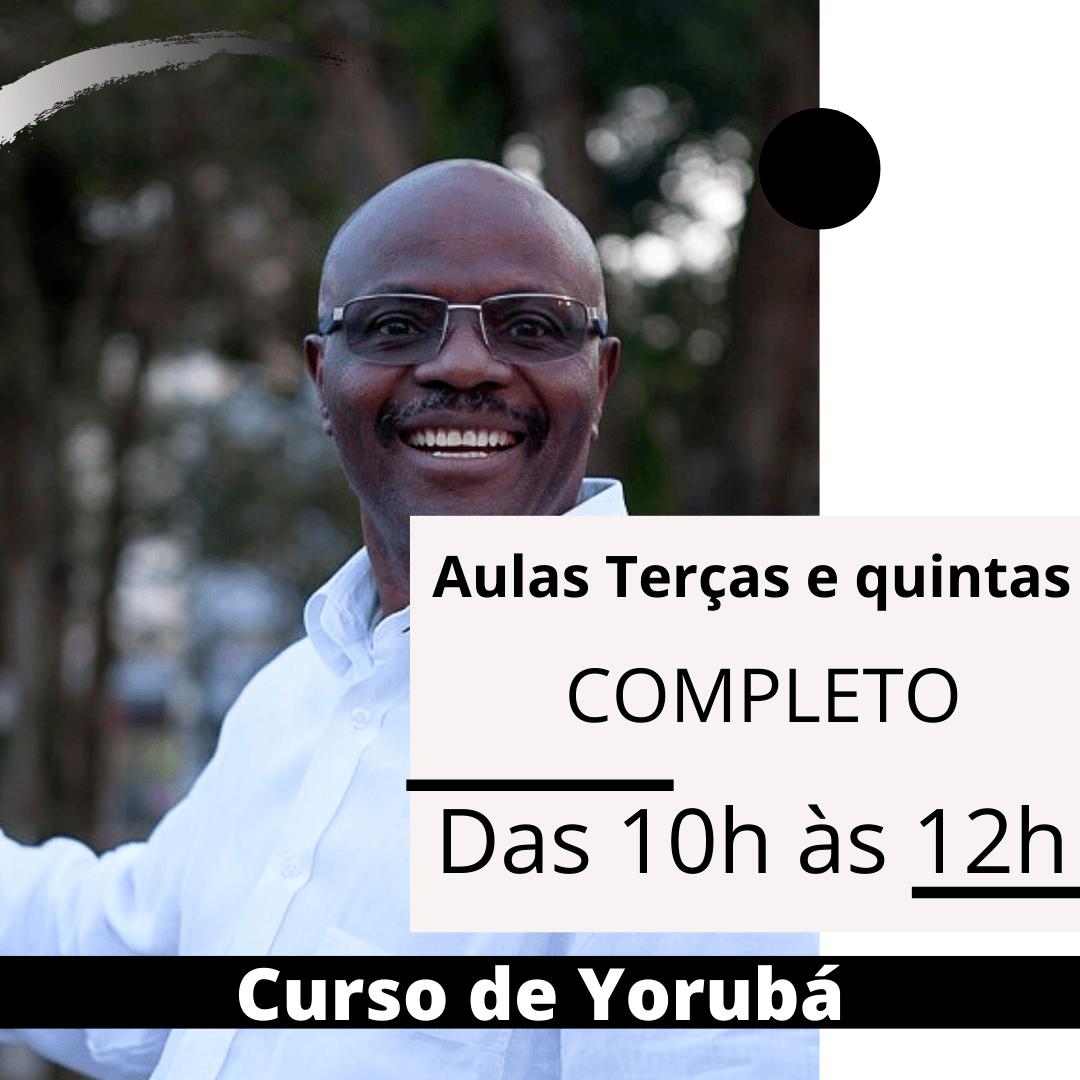 CURSO COMPLETO -  Terças e Quintas das 10h às 12h