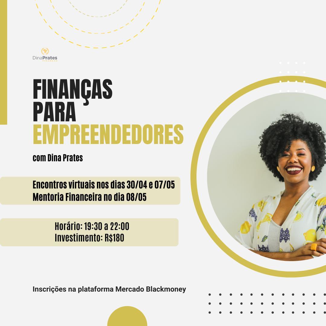 Curso de Finanças para Empreendedores (as)