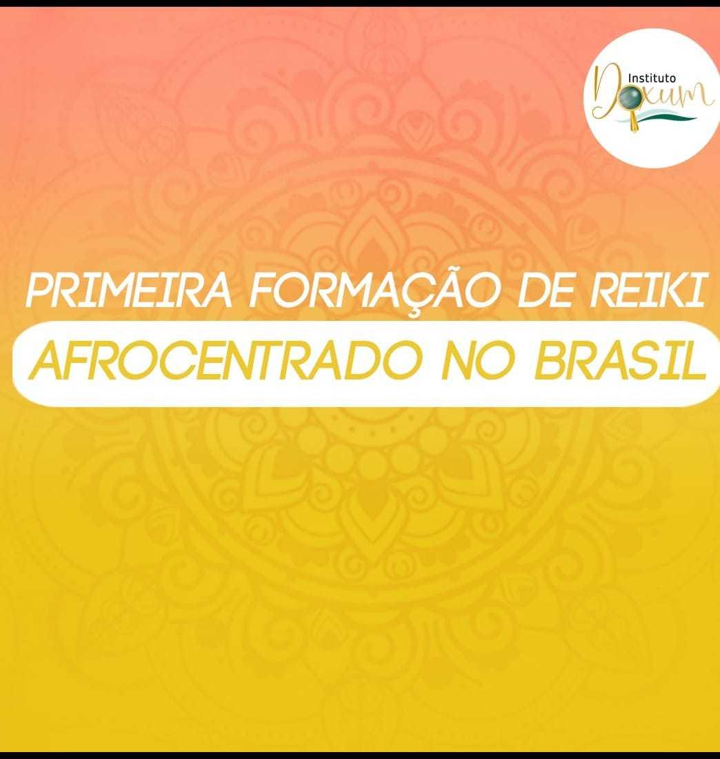 Curso de Reiki Nível 1 Afrocentrado