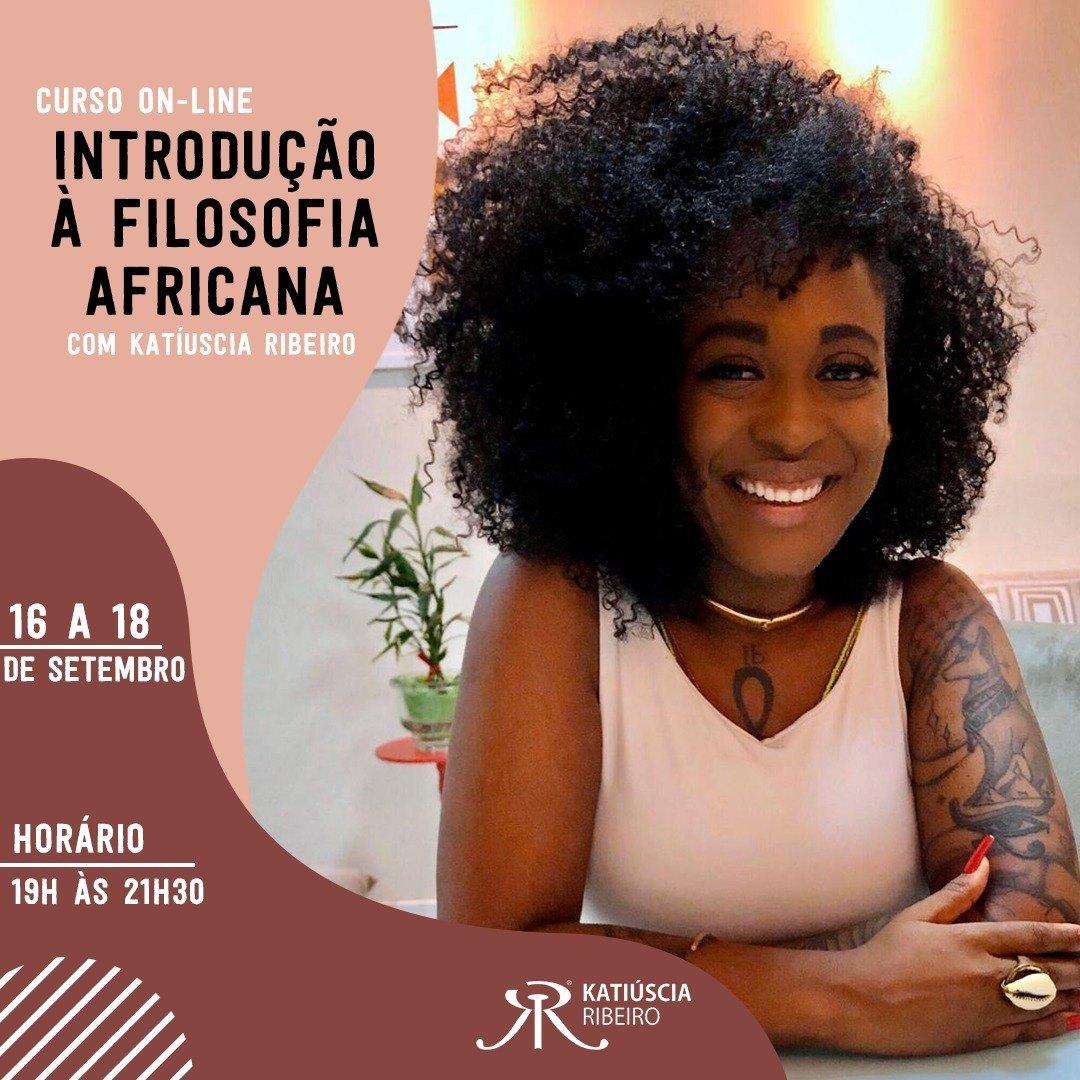 Curso on-line de Introdução à Filosofia Africana - Turma 12
