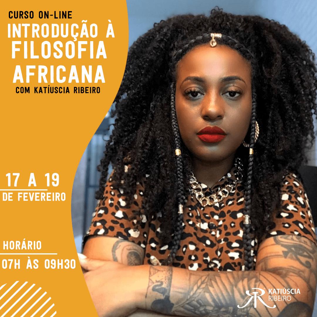 Curso on-line de Introdução à Filosofia Africana - Turma 16