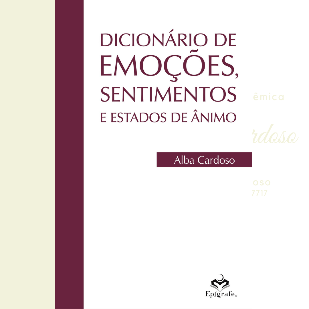Dicionário de Emoções, Sentimentos e Estados de ânimo - Livro
