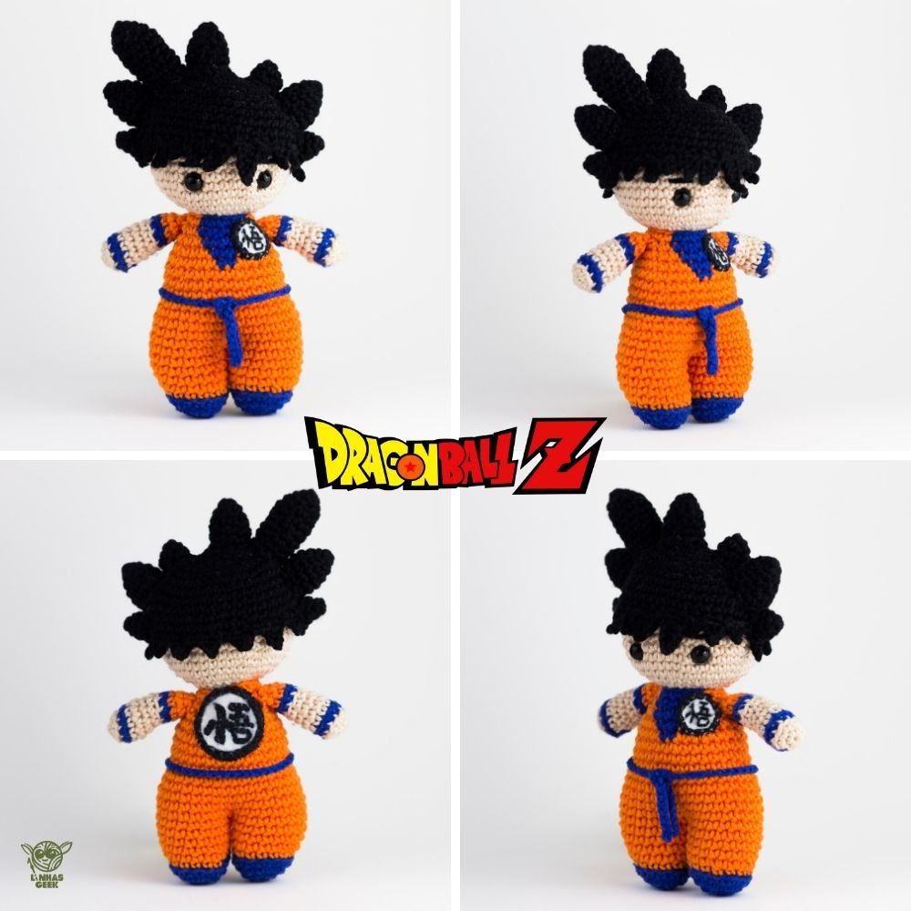 Goku Amigurumi