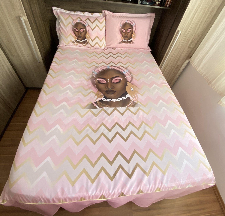 Jogo de cama Rainha