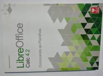 Livro Libreoffice Calc 4.2 Dominando As Planilhas