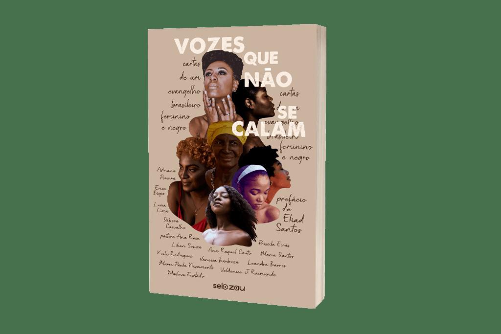 Livro - Vozes que não se calam: cartas de um evangelho brasileiro, feminino e negro