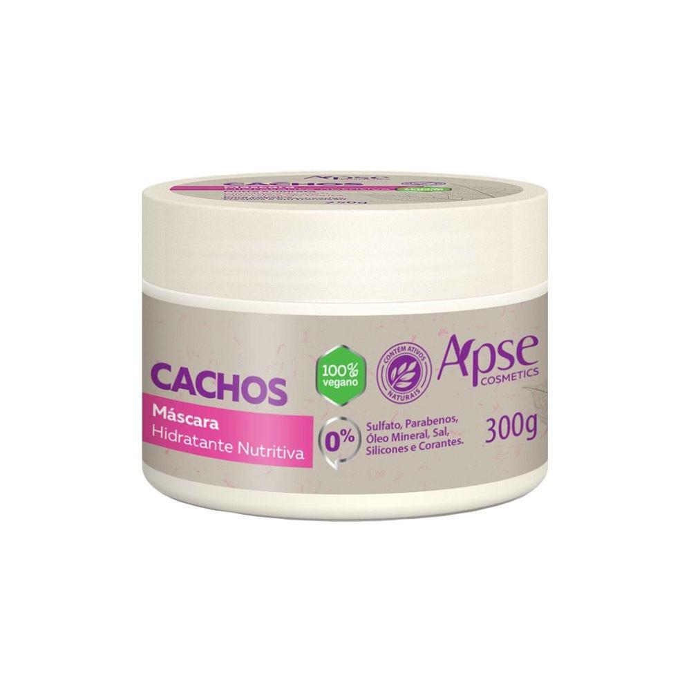 Máscara Cachos Apse Cosmetics 250g