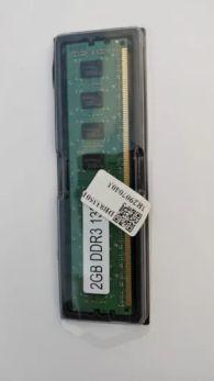 Memória Ram 2gb 1x2gb Ddr3 Pc3-10600u Desktop