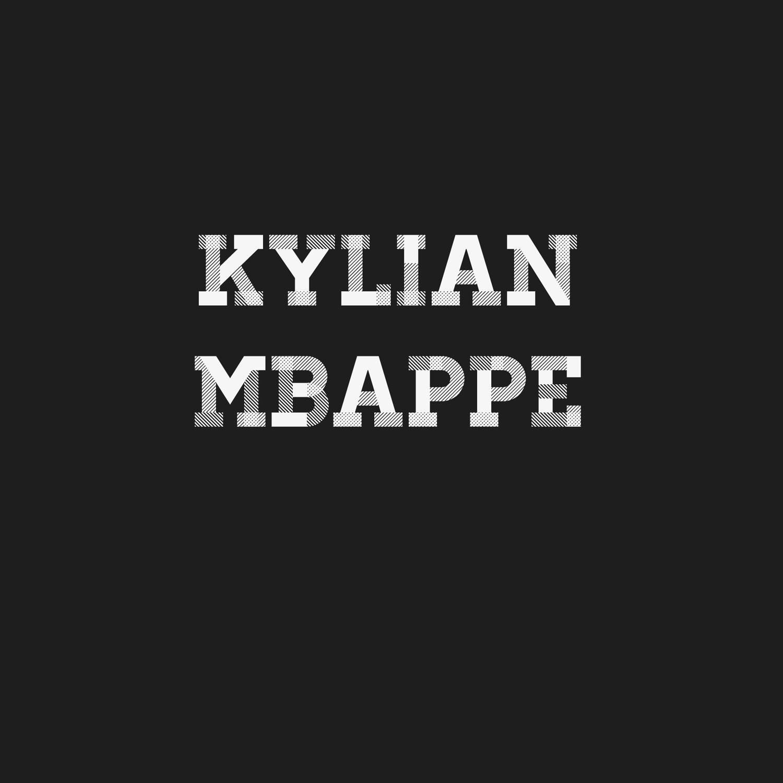 Mini craque Boneco 3D Kylian Mbappe