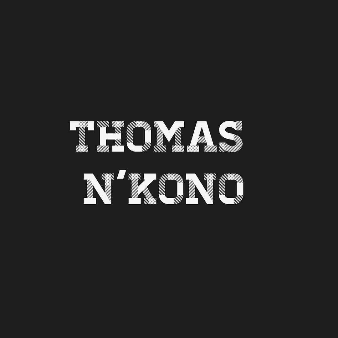 Mini Craque Boneco 3D Thomas N'kono