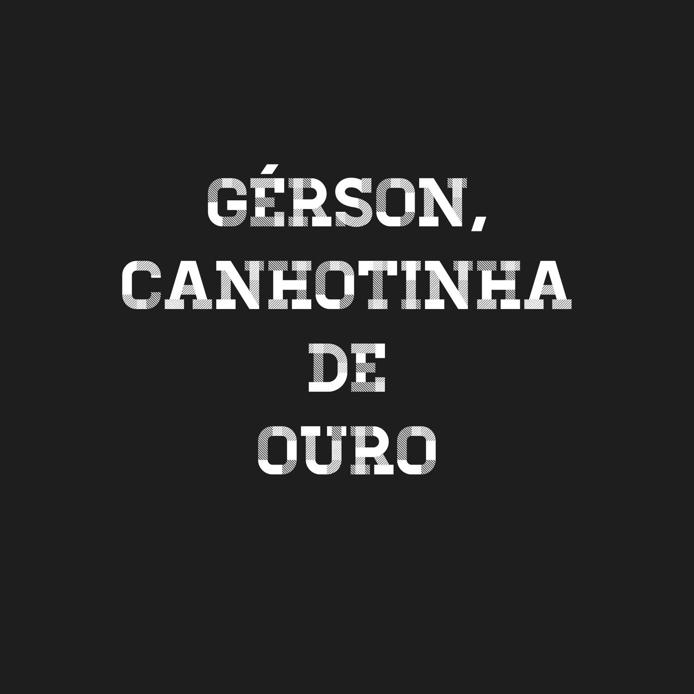Mini Craque Boneco Gérson Fluminense