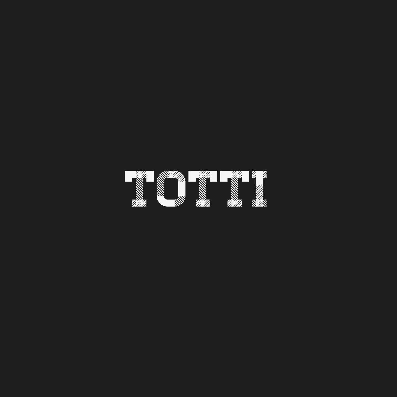 Mini Craque Boneco Prostars Totti