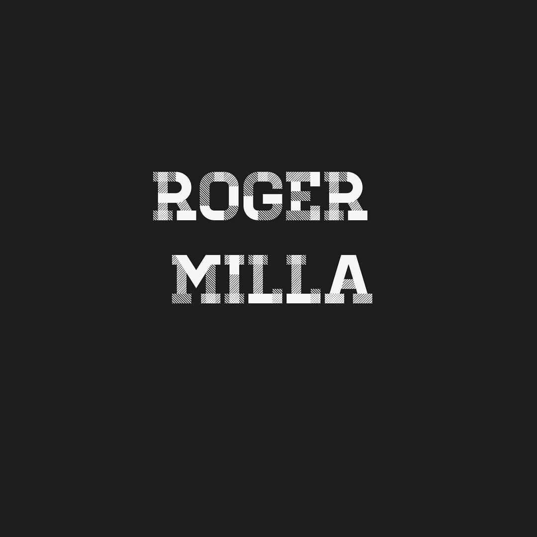 Mini Craque Boneco Roger Milla