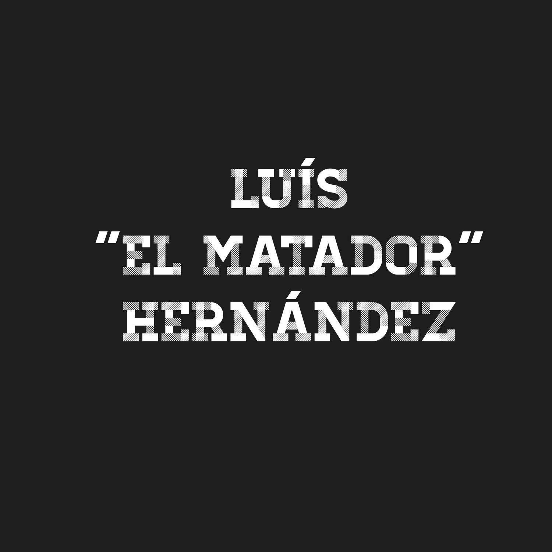 Mini Craque Luis El Matador Hernández Seleção do México