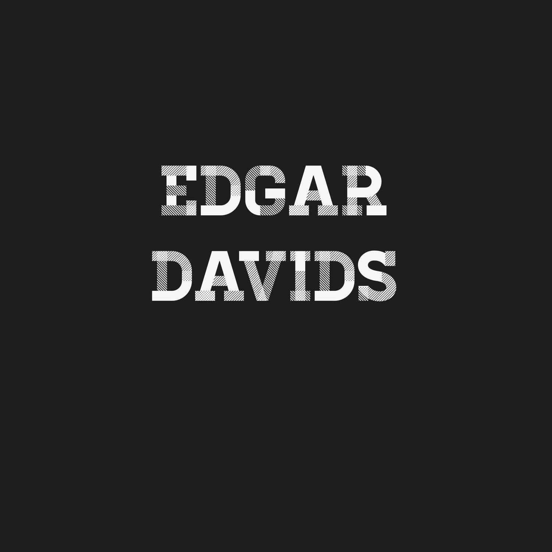 Mini Craque Prostars Boneco Edgar Davids