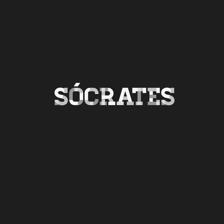 Mini Craque Prostars Boneco Sócrates Corinthians