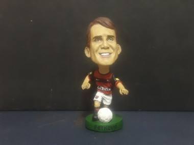 Minicraque Boneco Artesanal Petkovic Flamengo
