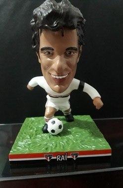 Minicraque Boneco Míni ídolos Raí São Paulo Futebol Clube