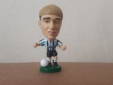 Minicraque Gulliver Boneco Paulo Nunes Grêmio