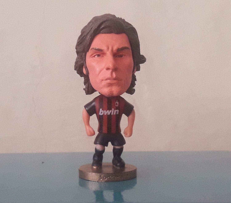 Minicraque Kodoto Soccerwe Boneco Andrea Pirlo Milan