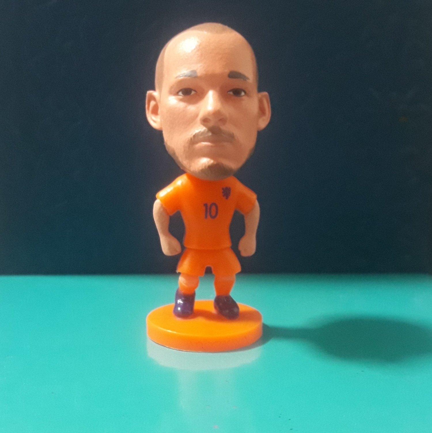 Minicraque Kodoto Soccerwe Boneco Wesley Sneijder Holanda