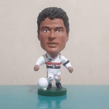 Minicraque Prostars Boneco Repintado Raí São Paulo Futebol Clube