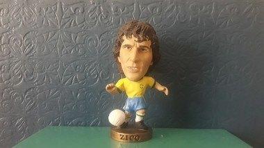 Minicraque Prostars Boneco Zico Brasil 1982
