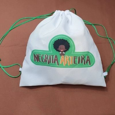 Mochila Negrita Arteira.