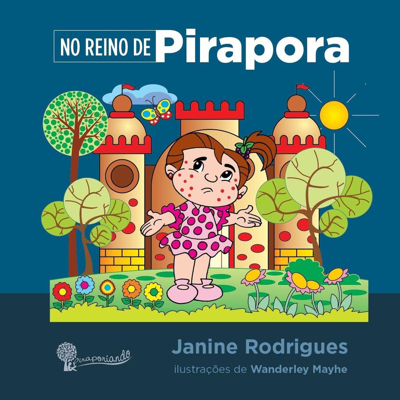 No Reino de Pirapora - Obra Literária + Encarte de Atividades