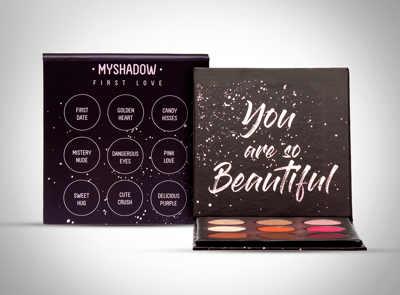 Paleta de Sombras - MyShadow Mayore Beauty