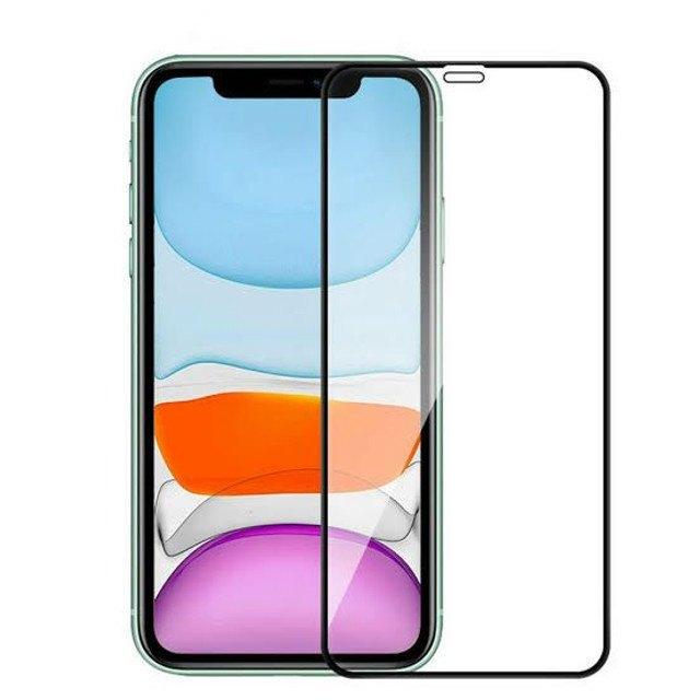 Película 3D para iPhone 6/6S - 6 PLUS - 7/8 - 7/8 PLUS - X / XS - XS MAX - XR - 11 - 11 PRO - 11 PRO MAX - 12 PRO - 12 MINI - 12 PROMAX Tela Inteira