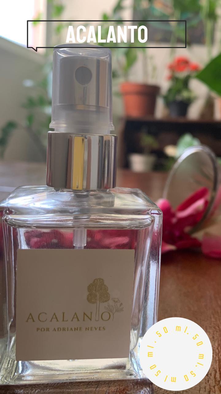 Perfume Alecrim