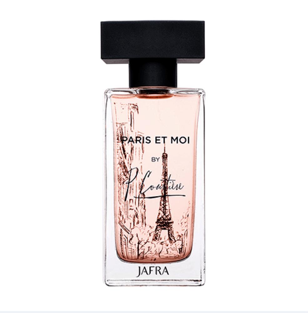 Perfume Importado Feminino Paris Et Moi Original Jafra