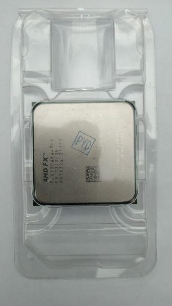 Processador Gamer Amd Fx 4300 4 Núcleos 3.8ghz FD4300WMW4MHK placa Am3+