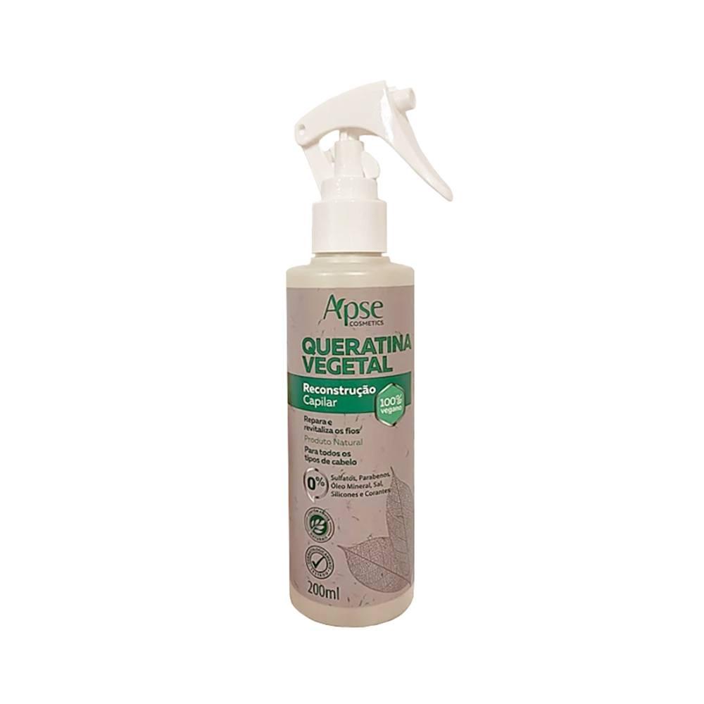 Queratina Vegetal Apse Cosmetics 200mL