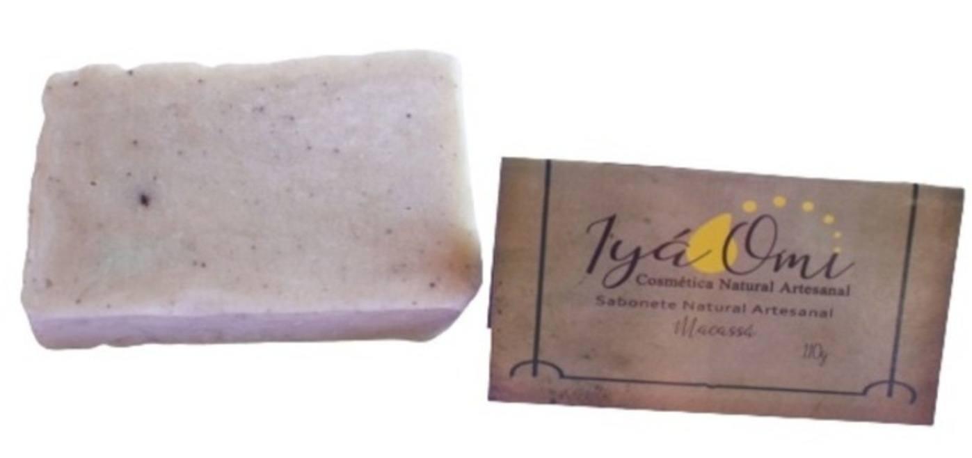 Sabonete Natural Artesanal de MACASSÁ - IYÁ OMI - 115g