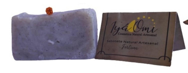Sabonete Natural Artesanal FORTUNA - IYÁ OMI - 115g