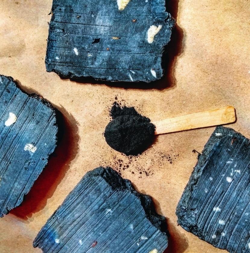 Shampoo Detox Carvão Ativado